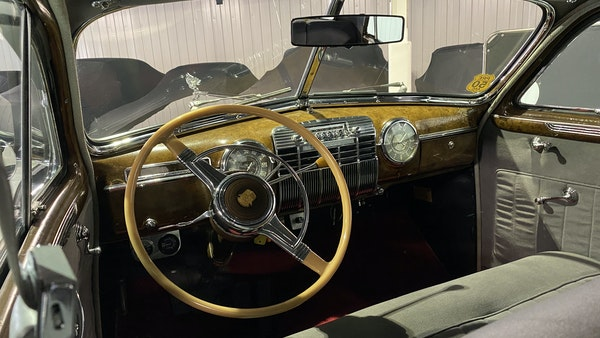 1941 Cadillac Series 62 Sedan DL For Sale (picture 23 of 251)