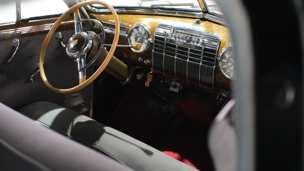 1941 Cadillac Series 62 Sedan DL For Sale (picture 22 of 251)