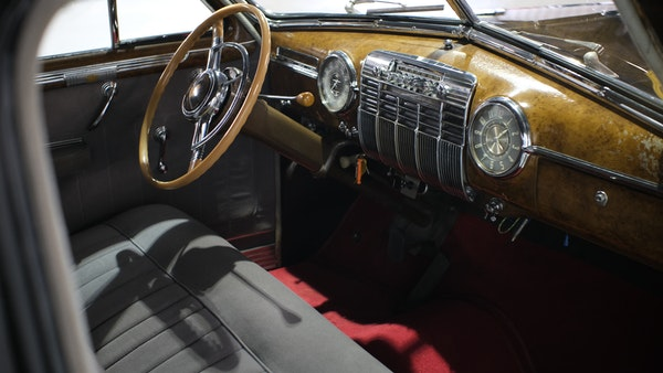 1941 Cadillac Series 62 Sedan DL For Sale (picture 31 of 251)