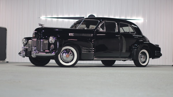 1941 Cadillac Series 62 Sedan DL For Sale (picture 3 of 251)