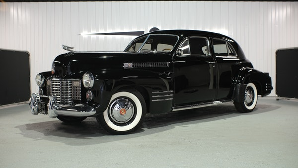 1941 Cadillac Series 62 Sedan DL For Sale (picture 1 of 251)