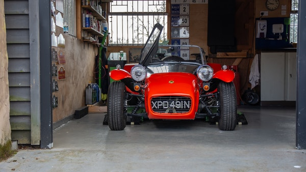 1974 CATERHAM S3 For Sale (picture 19 of 109)