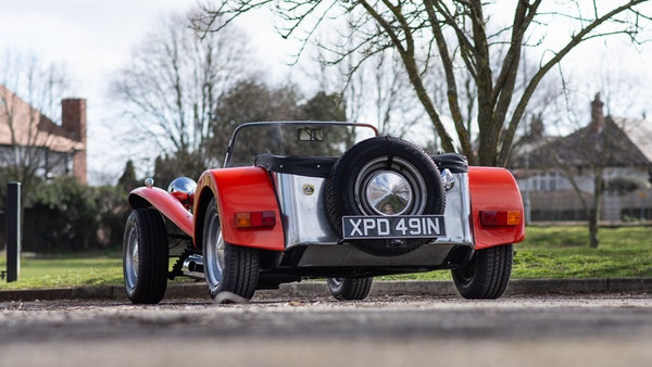 1974 CATERHAM S3 For Sale (picture 12 of 109)
