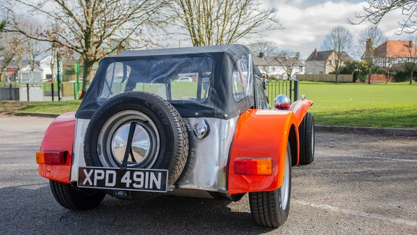 1974 CATERHAM S3 For Sale (picture 18 of 109)