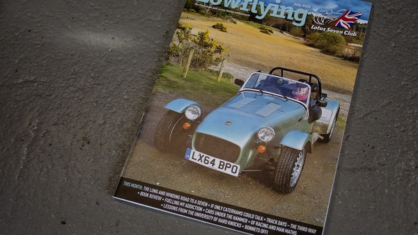 1974 CATERHAM S3 For Sale (picture 106 of 109)