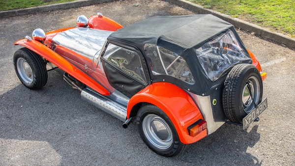 1974 CATERHAM S3 For Sale (picture 14 of 109)