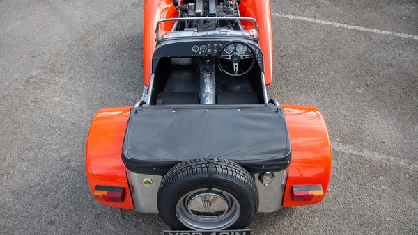1974 CATERHAM S3 For Sale (picture 38 of 109)