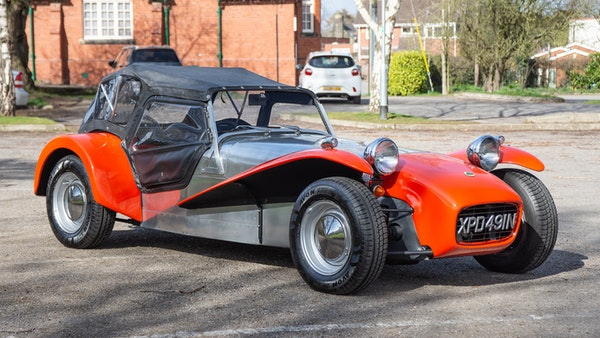 1974 CATERHAM S3 For Sale (picture 17 of 109)
