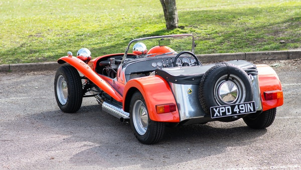 1974 CATERHAM S3 For Sale (picture 11 of 109)