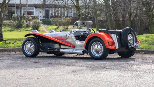 1974 CATERHAM S3 For Sale (picture 7 of 109)