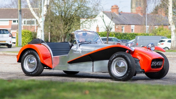 1974 CATERHAM S3 For Sale (picture 1 of 109)