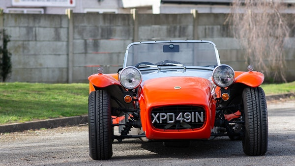 1974 CATERHAM S3 For Sale (picture 4 of 109)