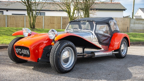 1974 CATERHAM S3 For Sale (picture 15 of 109)