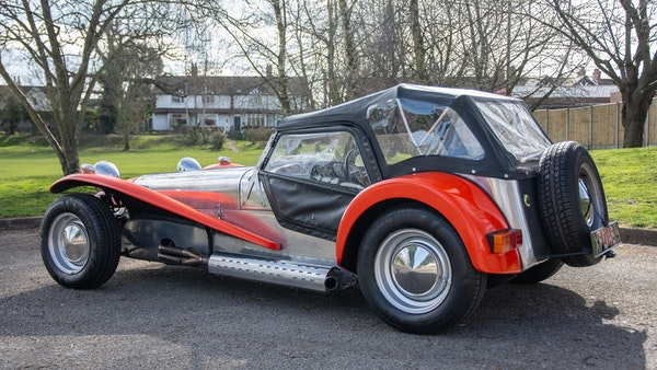 1974 CATERHAM S3 For Sale (picture 13 of 109)