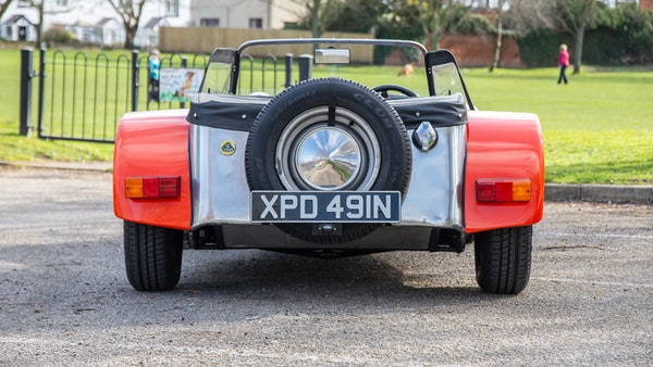 1974 CATERHAM S3 For Sale (picture 9 of 109)