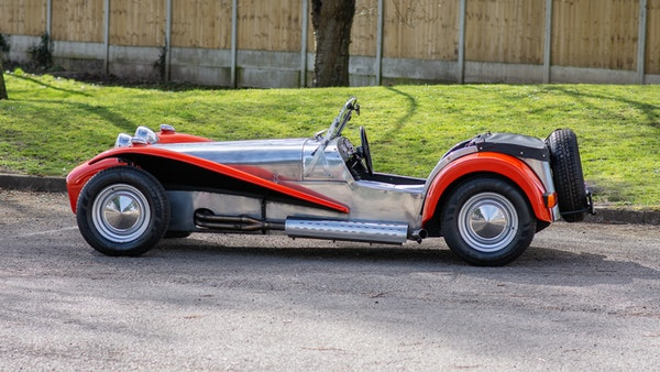 1974 CATERHAM S3 For Sale (picture 6 of 109)