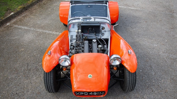 1974 CATERHAM S3 For Sale (picture 59 of 109)
