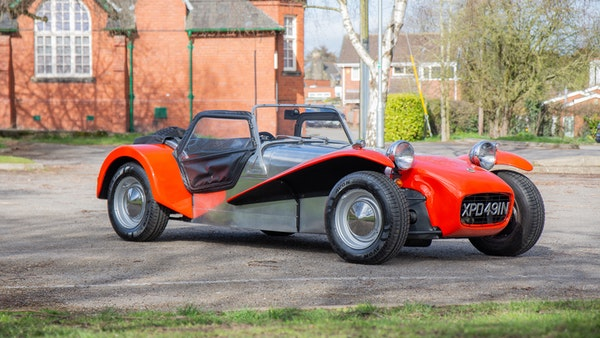 1974 CATERHAM S3 For Sale (picture 10 of 109)
