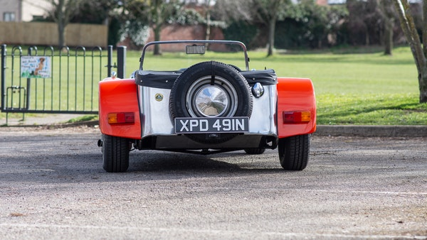 1974 CATERHAM S3 For Sale (picture 5 of 109)