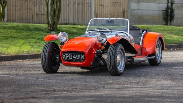 1974 CATERHAM S3 For Sale (picture 3 of 109)