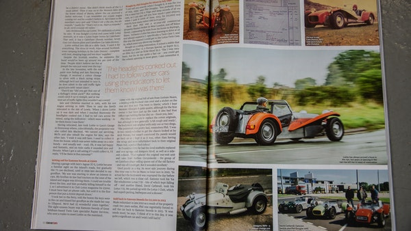 1974 CATERHAM S3 For Sale (picture 102 of 109)