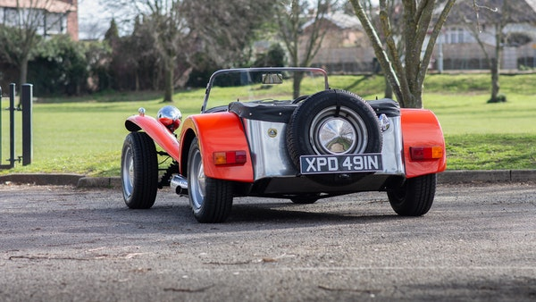 1974 CATERHAM S3 For Sale (picture 8 of 109)