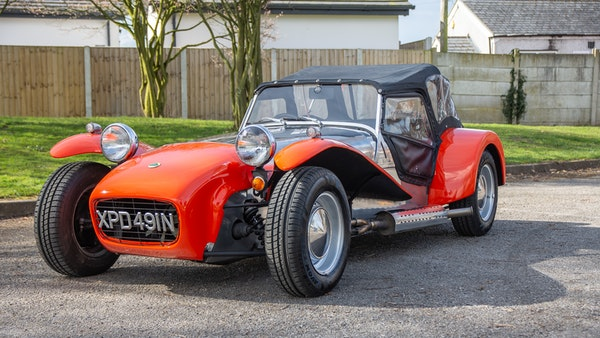 1974 CATERHAM S3 For Sale (picture 16 of 109)