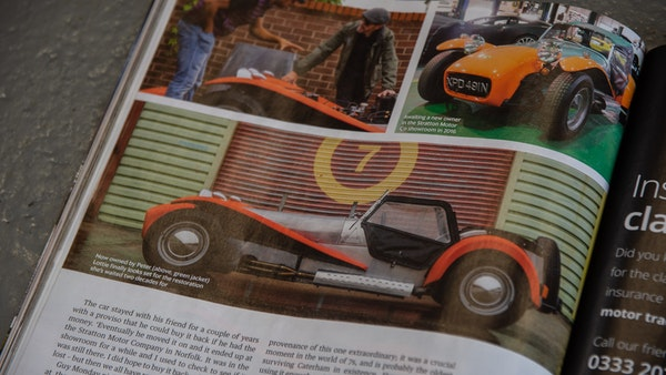 1974 CATERHAM S3 For Sale (picture 103 of 109)