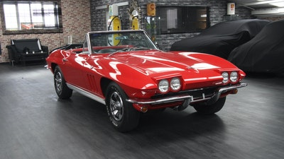 1964 Chevrolet Corvette C2 Sting Ray
