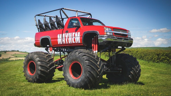 2013 Chevrolet Silverado 2500HD Monster Truck For Sale (picture 5 of 113)