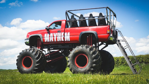 2013 Chevrolet Silverado 2500HD Monster Truck For Sale (picture 22 of 113)