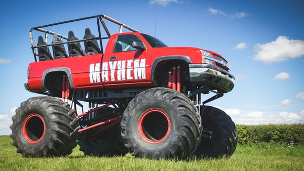 2013 Chevrolet Silverado 2500HD Monster Truck For Sale (picture 14 of 113)