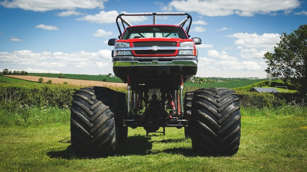 2013 Chevrolet Silverado 2500HD Monster Truck For Sale (picture 12 of 113)