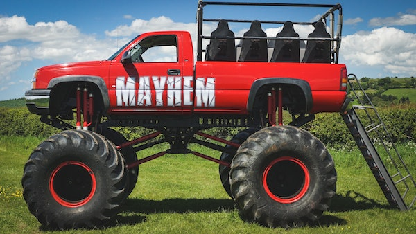 2013 Chevrolet Silverado 2500HD Monster Truck For Sale (picture 6 of 113)