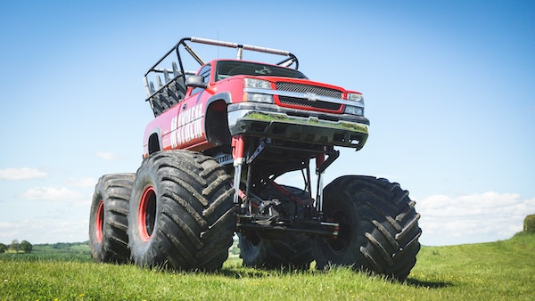 2013 Chevrolet Silverado 2500HD Monster Truck For Sale (picture 8 of 113)