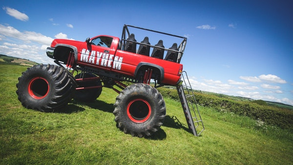 2013 Chevrolet Silverado 2500HD Monster Truck For Sale (picture 19 of 113)