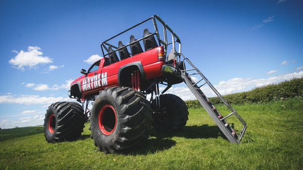 2013 Chevrolet Silverado 2500HD Monster Truck For Sale (picture 21 of 113)