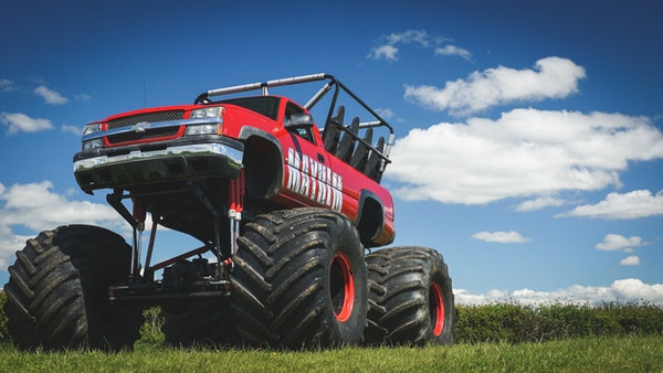 2013 Chevrolet Silverado 2500HD Monster Truck For Sale (picture 4 of 113)