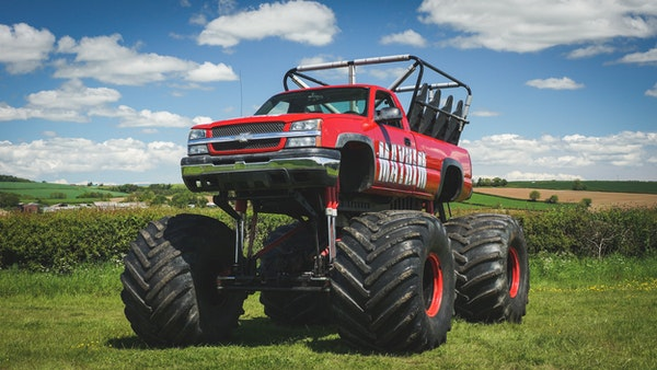 2013 Chevrolet Silverado 2500HD Monster Truck For Sale (picture 15 of 113)