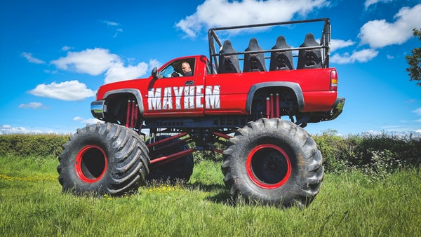 2013 Chevrolet Silverado 2500HD Monster Truck For Sale (picture 3 of 113)