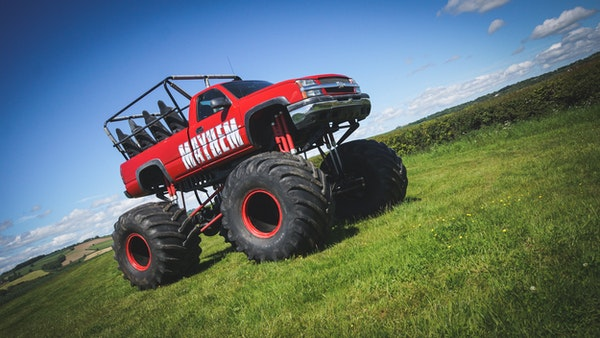 2013 Chevrolet Silverado 2500HD Monster Truck For Sale (picture 11 of 113)