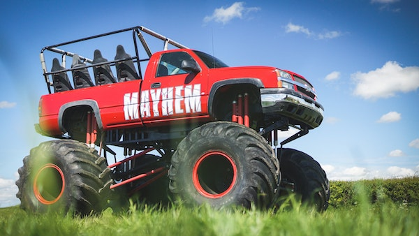 2013 Chevrolet Silverado 2500HD Monster Truck For Sale (picture 13 of 113)
