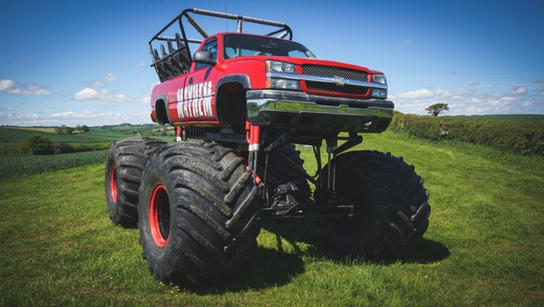 2013 Chevrolet Silverado 2500HD Monster Truck For Sale (picture 16 of 113)