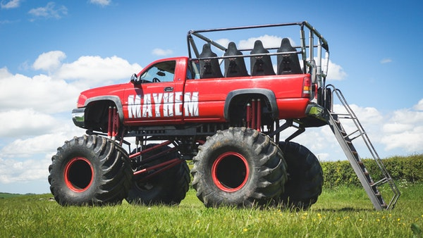 2013 Chevrolet Silverado 2500HD Monster Truck For Sale (picture 23 of 113)