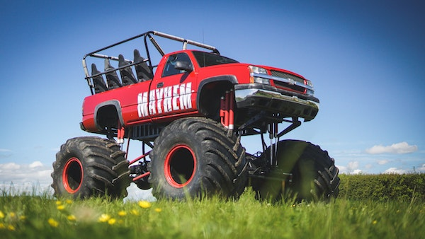2013 Chevrolet Silverado 2500HD Monster Truck For Sale (picture 1 of 113)