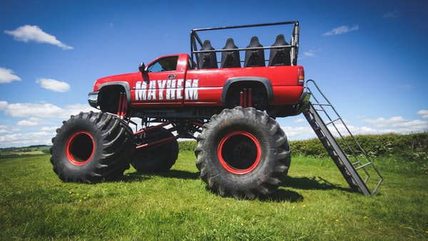 2013 Chevrolet Silverado 2500HD Monster Truck For Sale (picture 18 of 113)