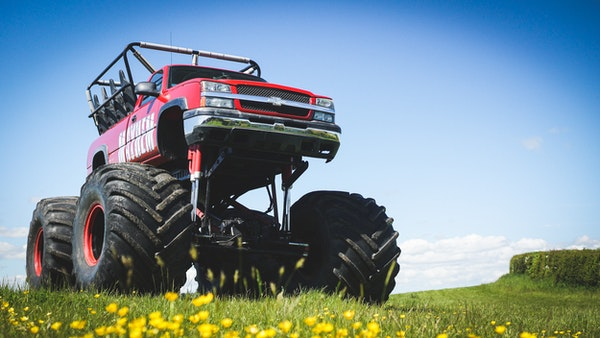2013 Chevrolet Silverado 2500HD Monster Truck For Sale (picture 9 of 113)