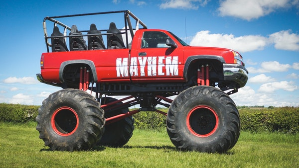 2013 Chevrolet Silverado 2500HD Monster Truck For Sale (picture 7 of 113)