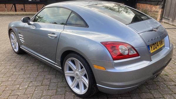 2004 Chrysler Crossfire Coupe Automatic For Sale (picture 12 of 93)