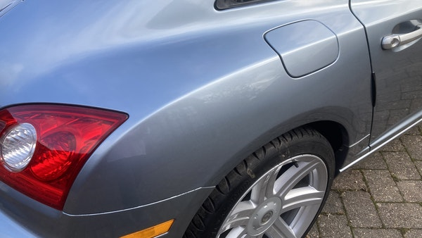 2004 Chrysler Crossfire Coupe Automatic For Sale (picture 56 of 93)